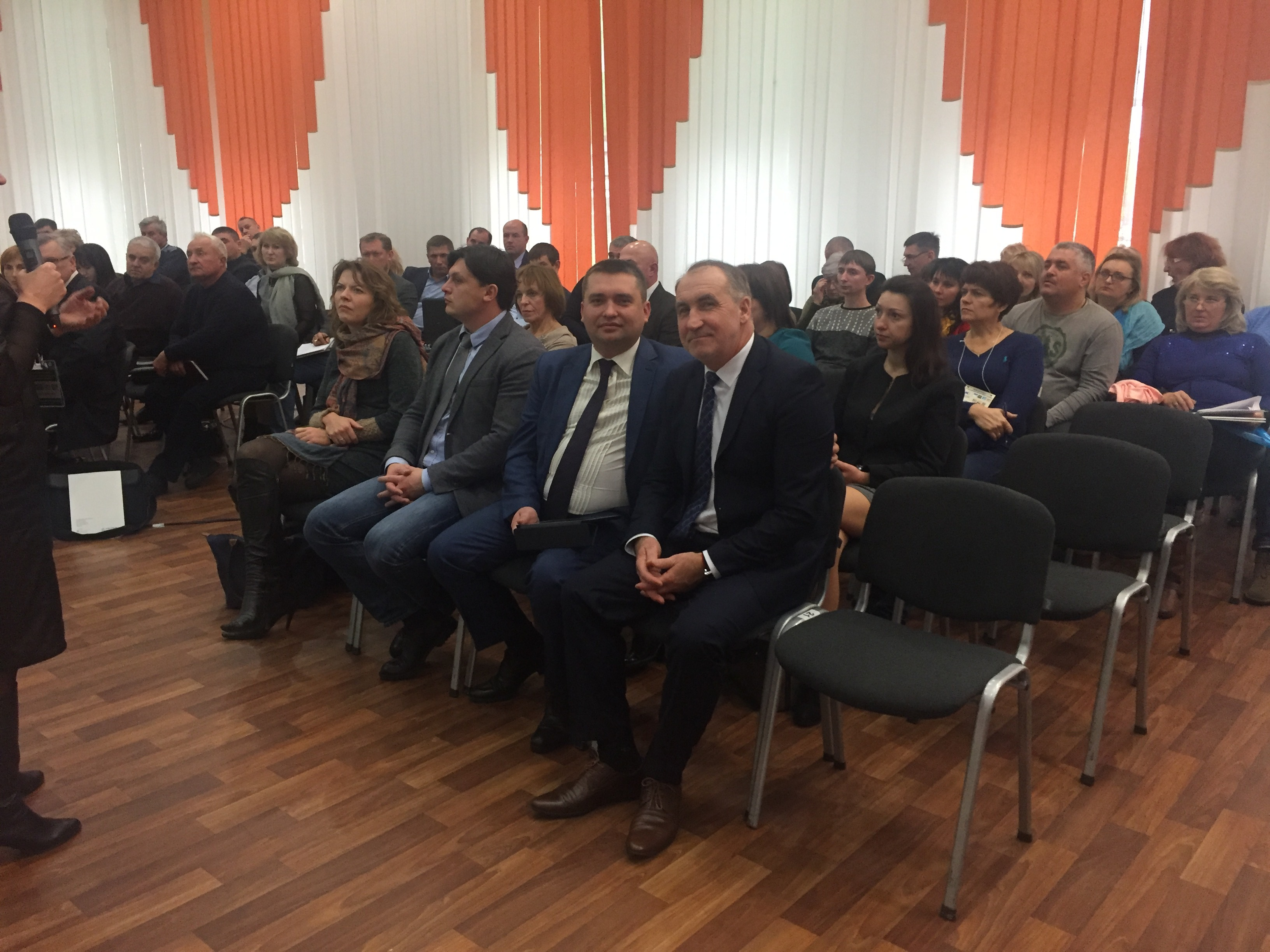 В Киеве прошла Экспертная дискуссия для специалистов сферы Управления жилищным фондом