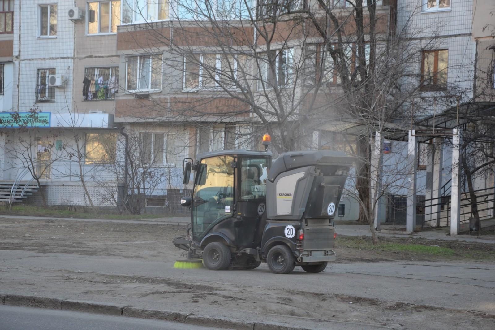 Санитарный день в Суворовском районе.