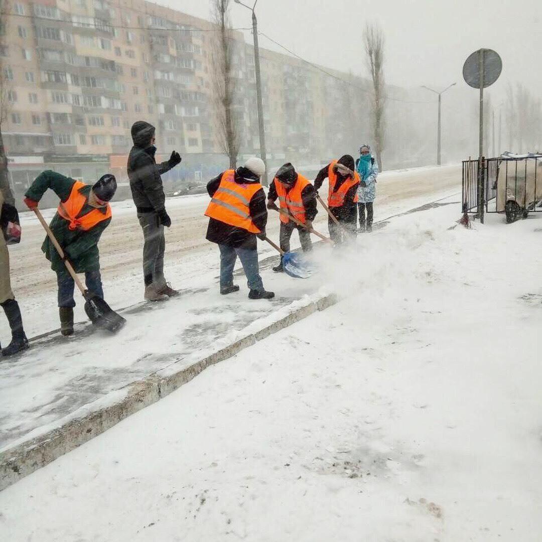 Готовы к любым снегопадам